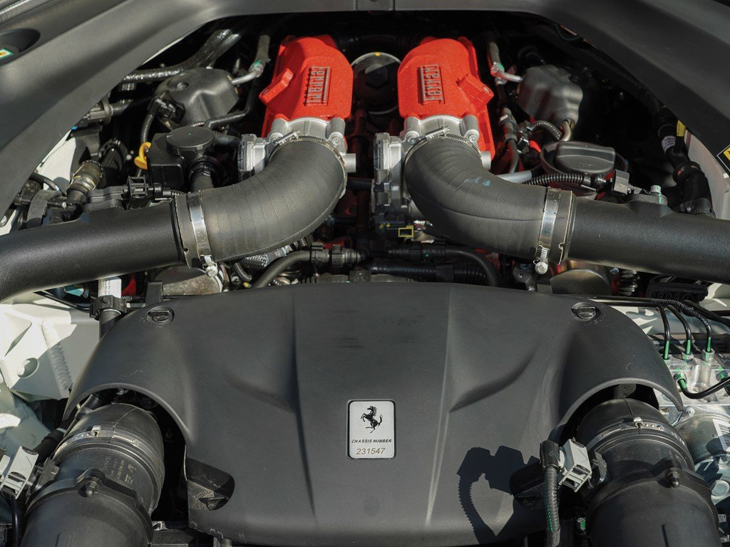 2018 Ferrari California T 70th Anniversary  For Sale by Auction (picture 3 of 6)