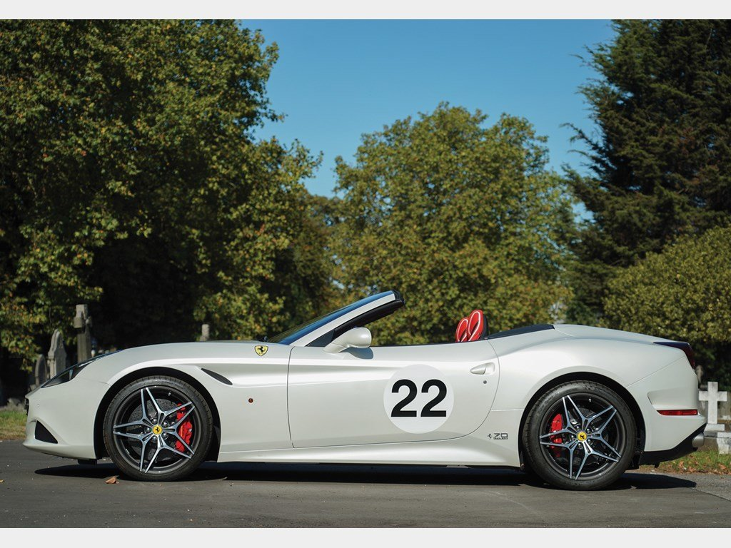 2018 Ferrari California T 70th Anniversary  For Sale by Auction (picture 5 of 6)