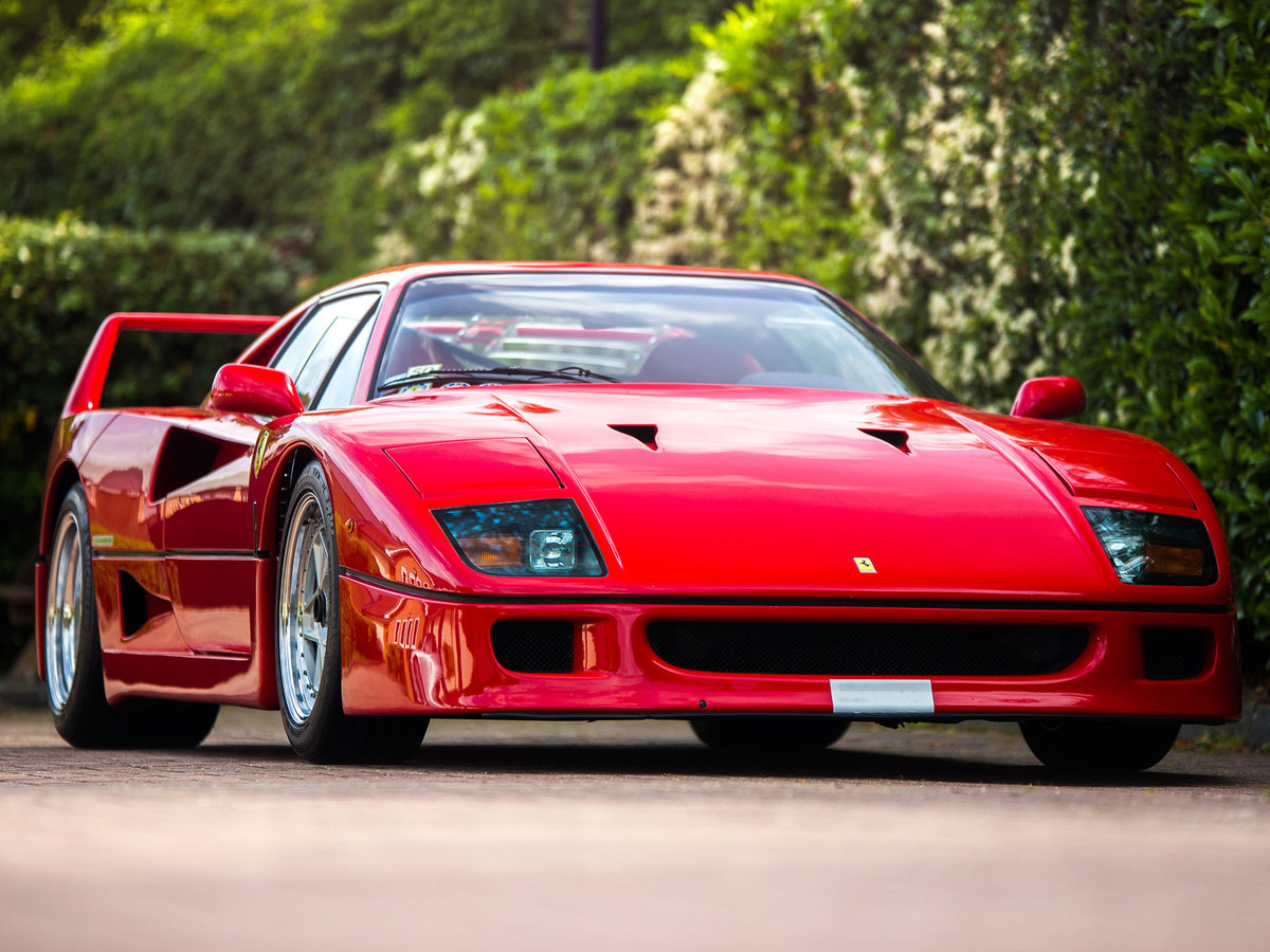 1988 Ferrari F40 For Sale (picture 1 of 6)