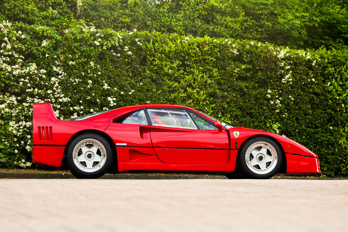 1988 Ferrari F40 For Sale (picture 2 of 6)