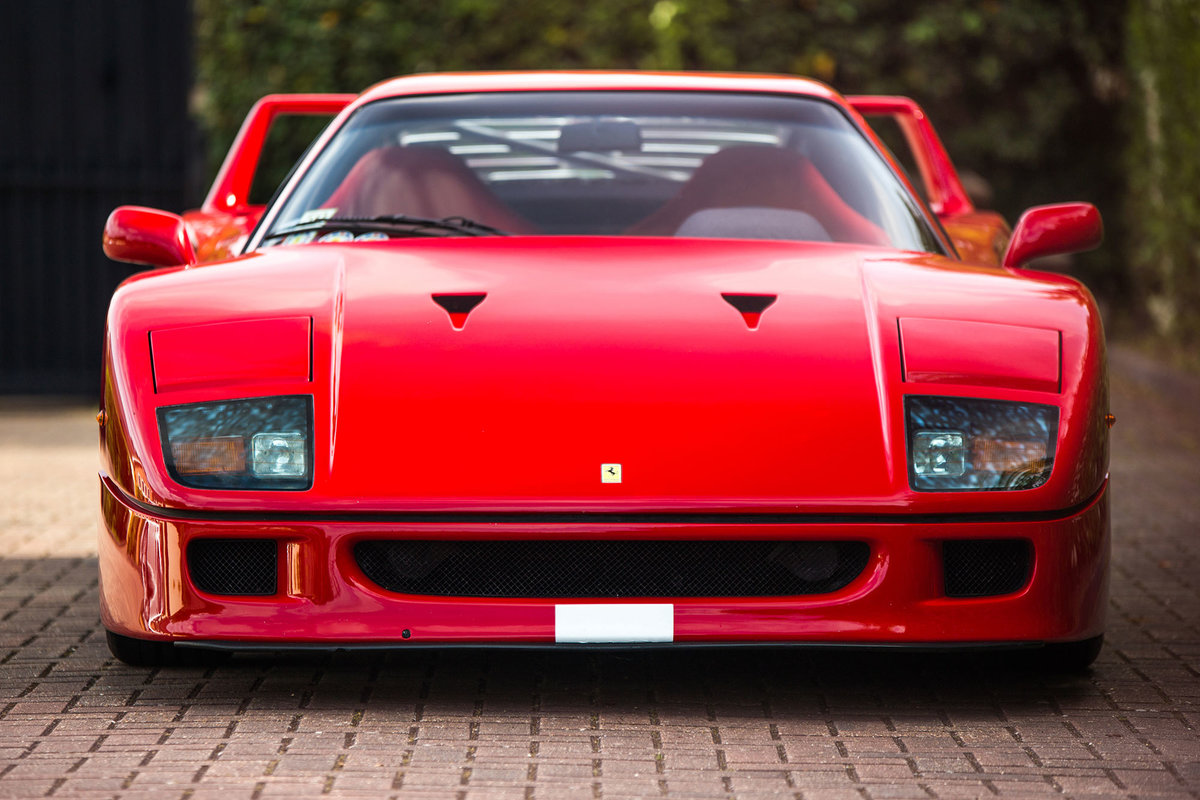 1988 Ferrari F40 For Sale (picture 3 of 6)