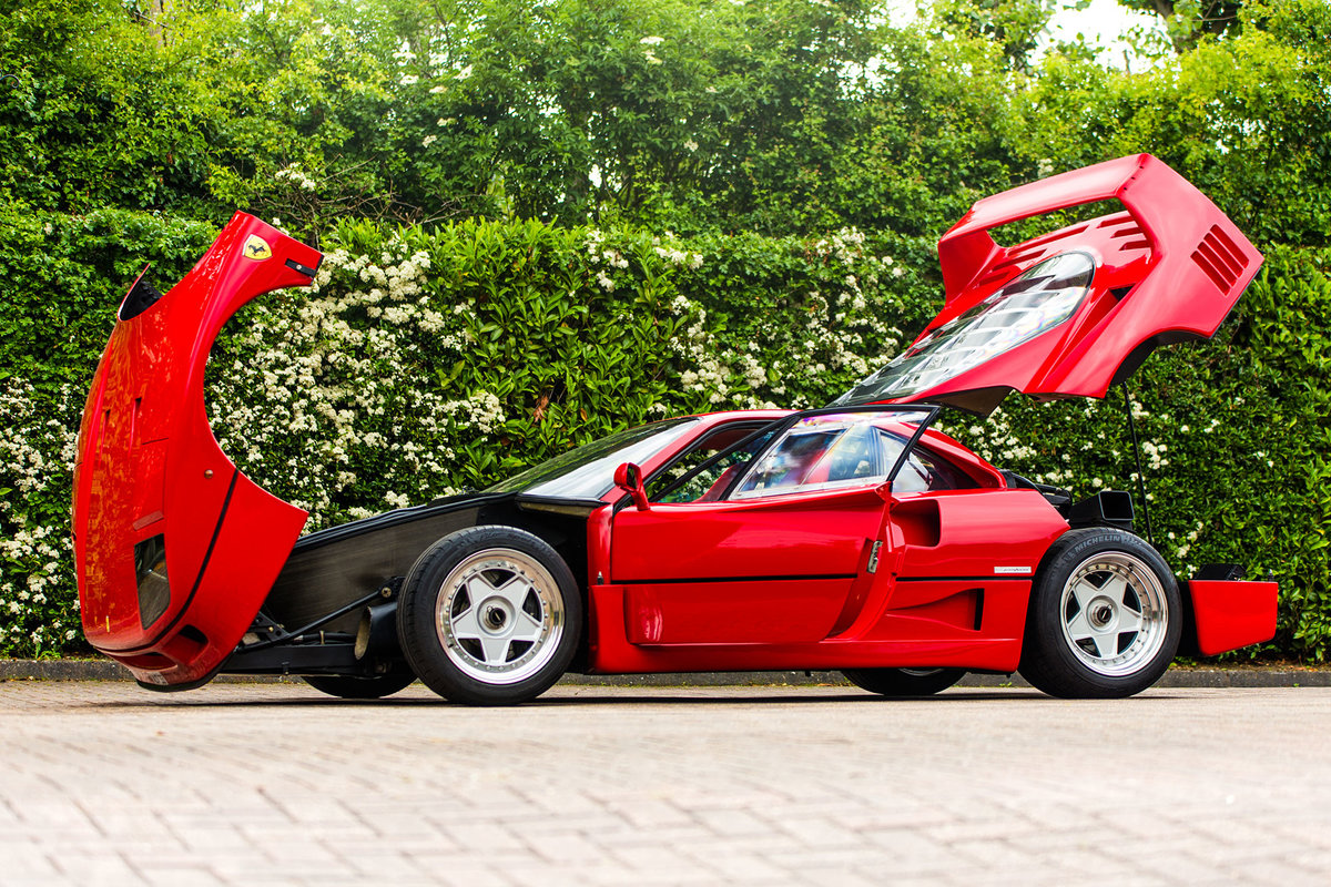 1988 Ferrari F40 For Sale (picture 5 of 6)