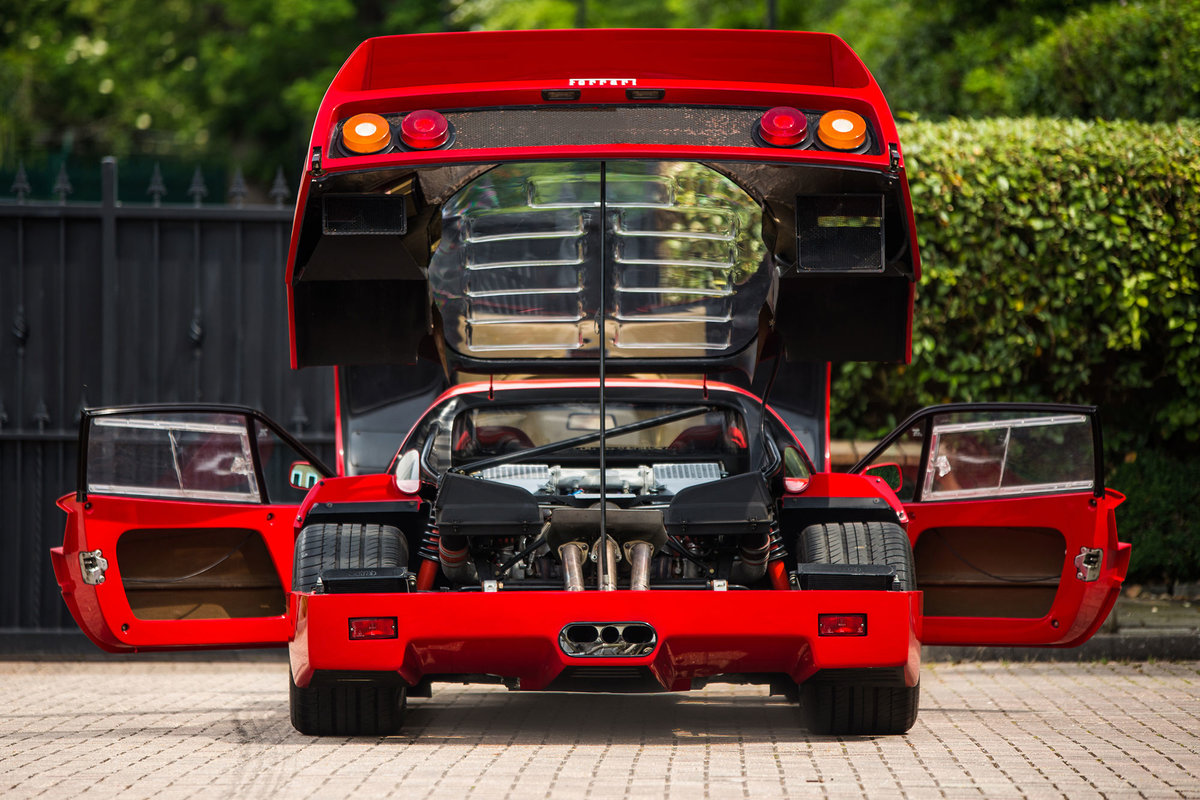 1988 Ferrari F40 For Sale (picture 6 of 6)