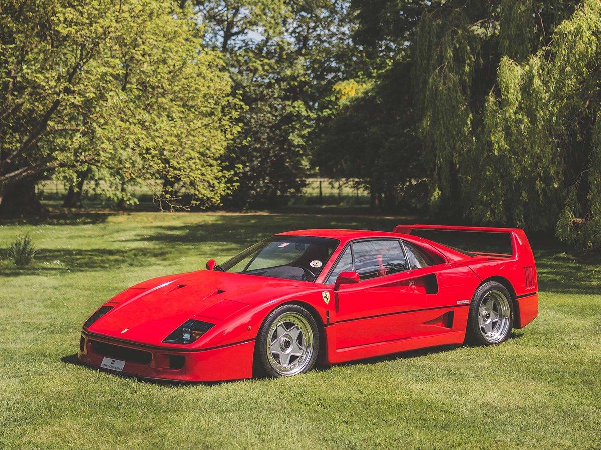 1989 Ferrari F40 For Sale (picture 1 of 6)