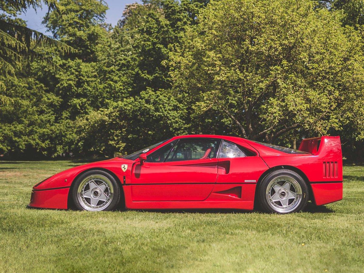 1989 Ferrari F40 For Sale (picture 2 of 6)
