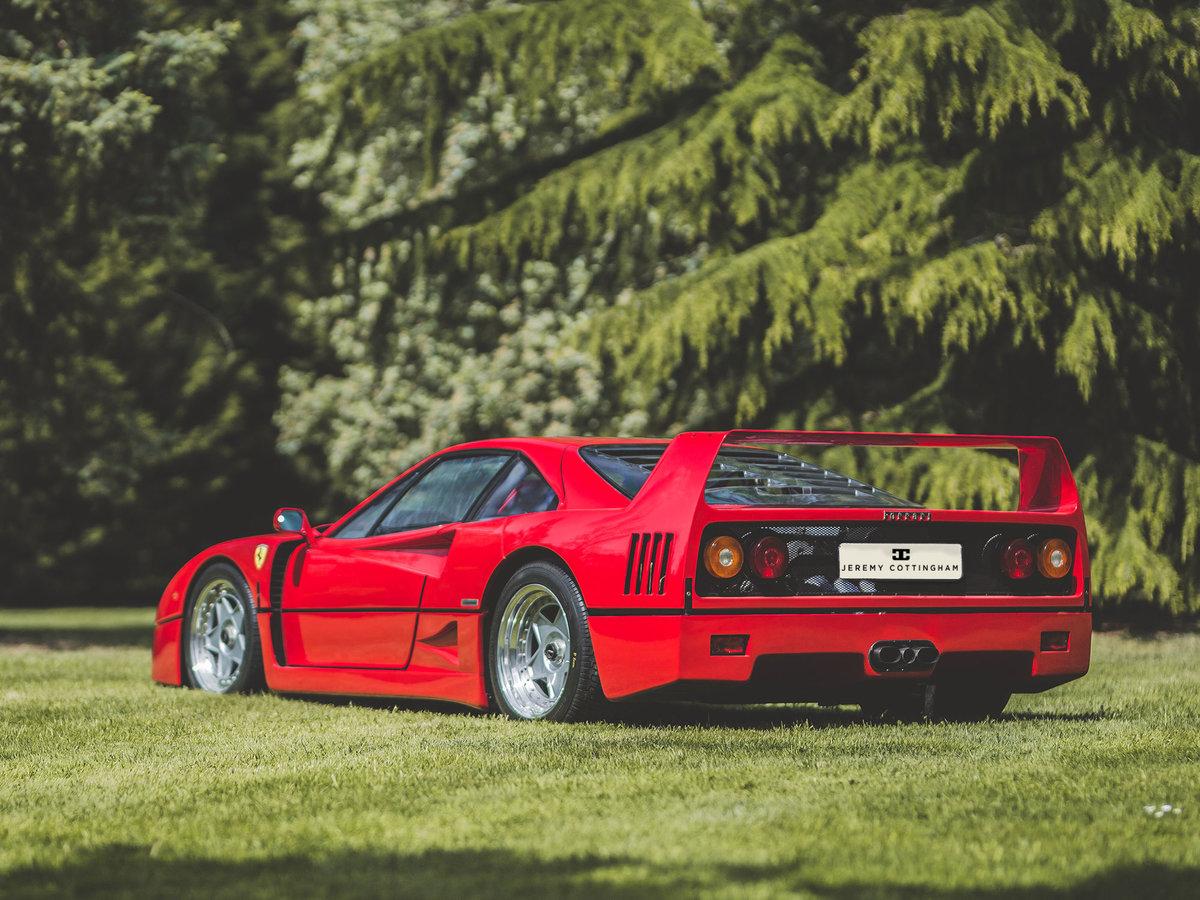 1989 Ferrari F40 For Sale (picture 3 of 6)