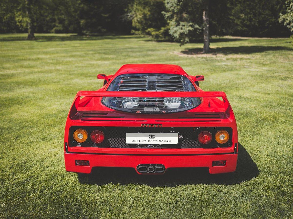 1989 Ferrari F40 For Sale (picture 5 of 6)