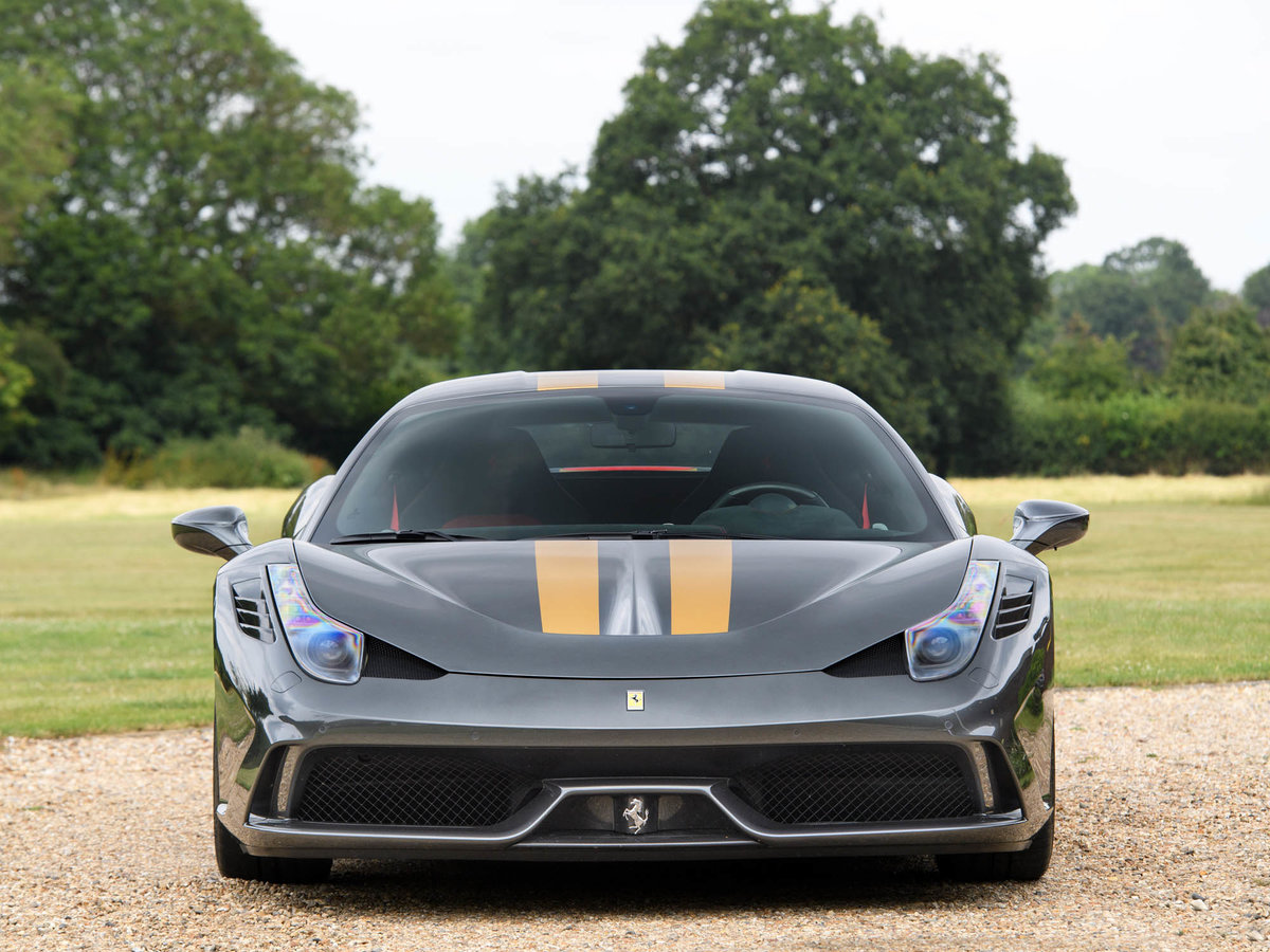 2014 Ferrari 458 Speciale  For Sale (picture 2 of 6)