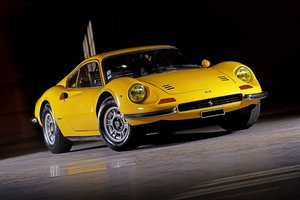 1973 - Ferrari Dino 246 GT E Series For Sale by Auction