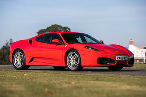 2006 Ferrari F430 Coupe F1 For Sale by Auction