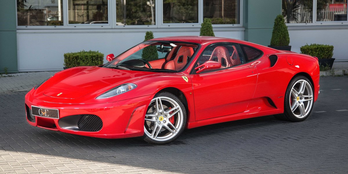 FERRARI F430 COUPE 2005/05 | MANUAL GEARBOX + FFSH For Sale (picture 1 of 6)