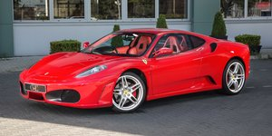 FERRARI F430 COUPE 2005/05 | MANUAL GEARBOX + FFSH