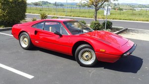 1976 Ferrari 308GTB: Extremely Rare Fiberglass Model #21780 For Sale