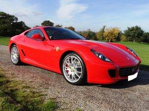 2007 Ferrari 599 GTB F1 Coupe