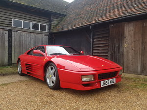 1991 Ferrari 348 TB LHD 24k(poss deal Renault 5 turbo2) For Sale