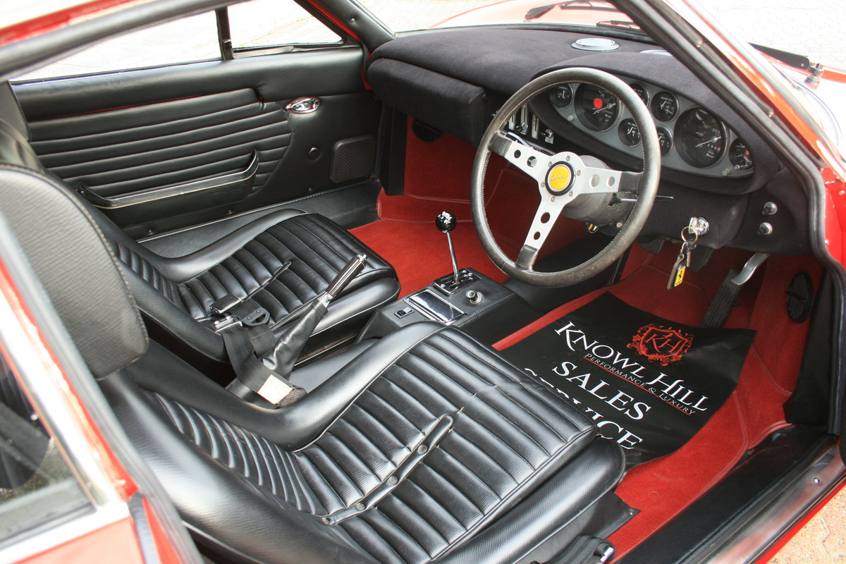1972 Ferrari Dino 246GT - 2 owner - Classiche certified - 30,466  For Sale (picture 5 of 6)