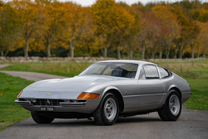 1971 Ferrari 365 GTB/4. UK RHD Matching Numbers Classiche For Sale
