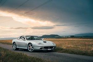 2002 Ferrari 575M F1 For Sale