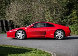 1990 Ferrari 348 TB SOLD by Auction