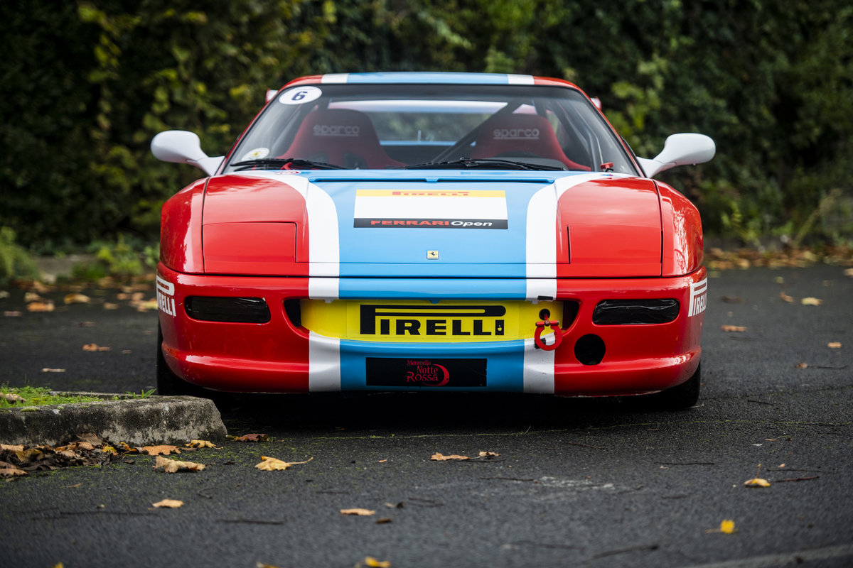 1995 FERRARI F355 CHALLENGE For Sale (picture 1 of 6)
