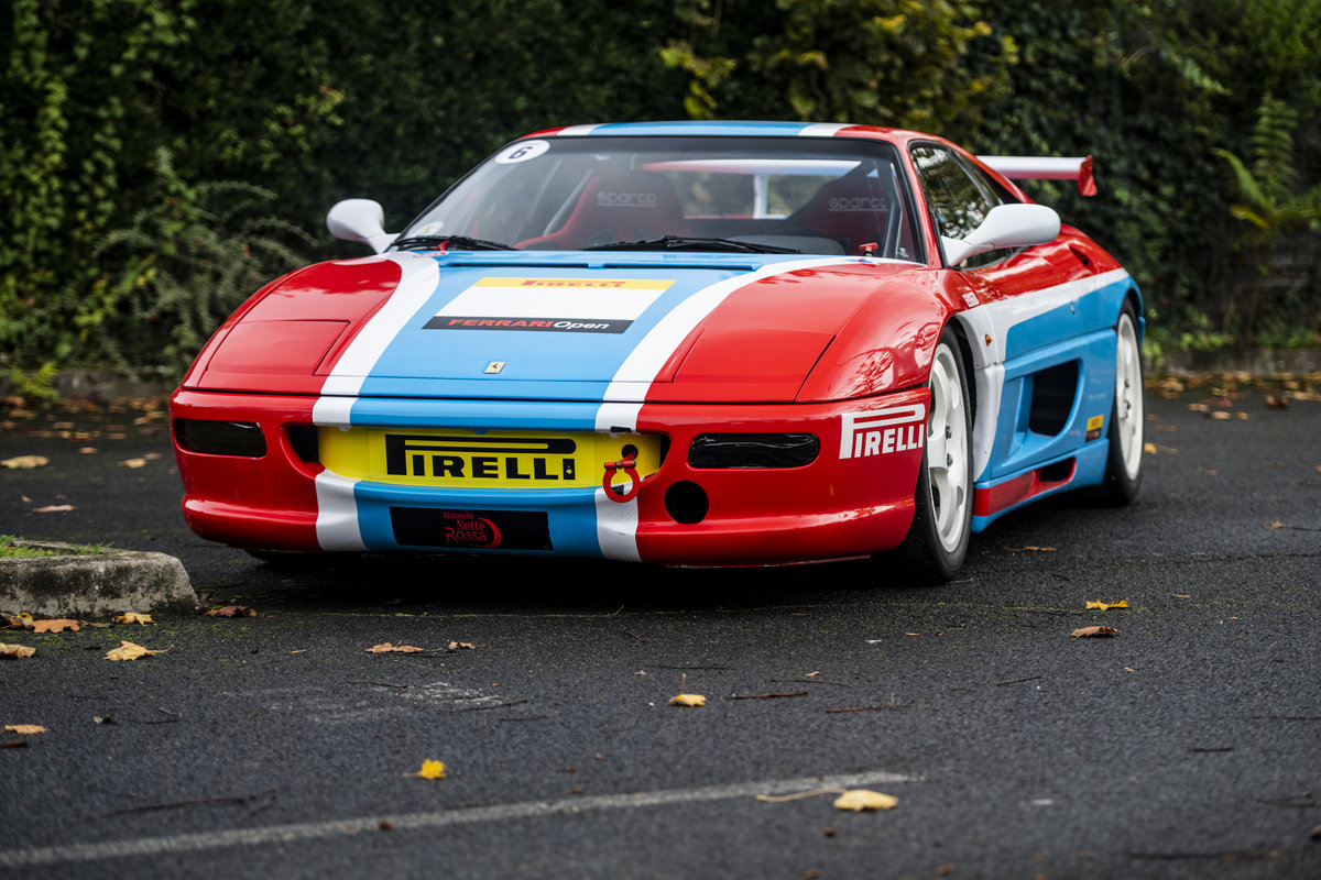 1995 FERRARI F355 CHALLENGE For Sale (picture 2 of 6)