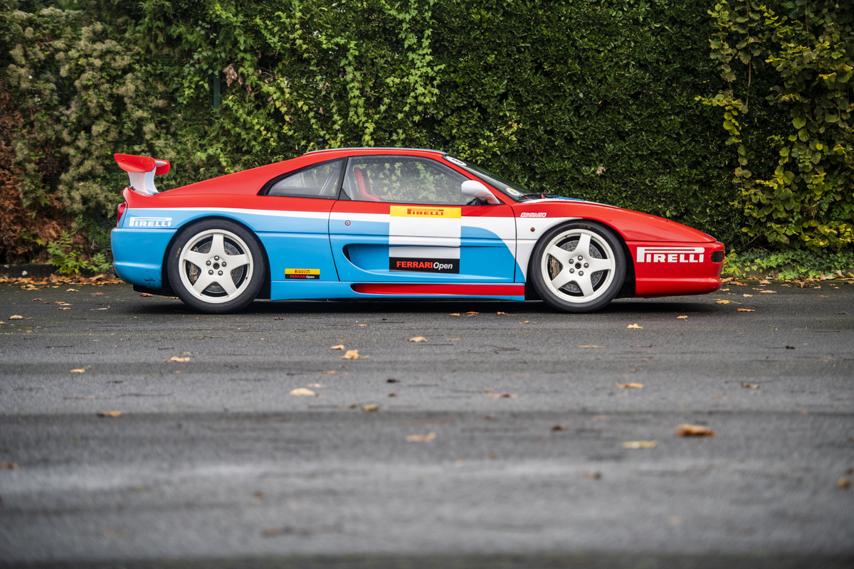 1995 FERRARI F355 CHALLENGE For Sale (picture 3 of 6)
