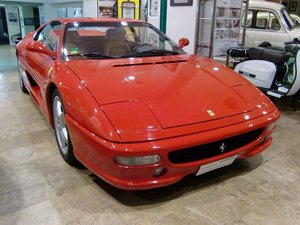 Picture of FERRARI F355 BERLINETTA - 1997 For Sale