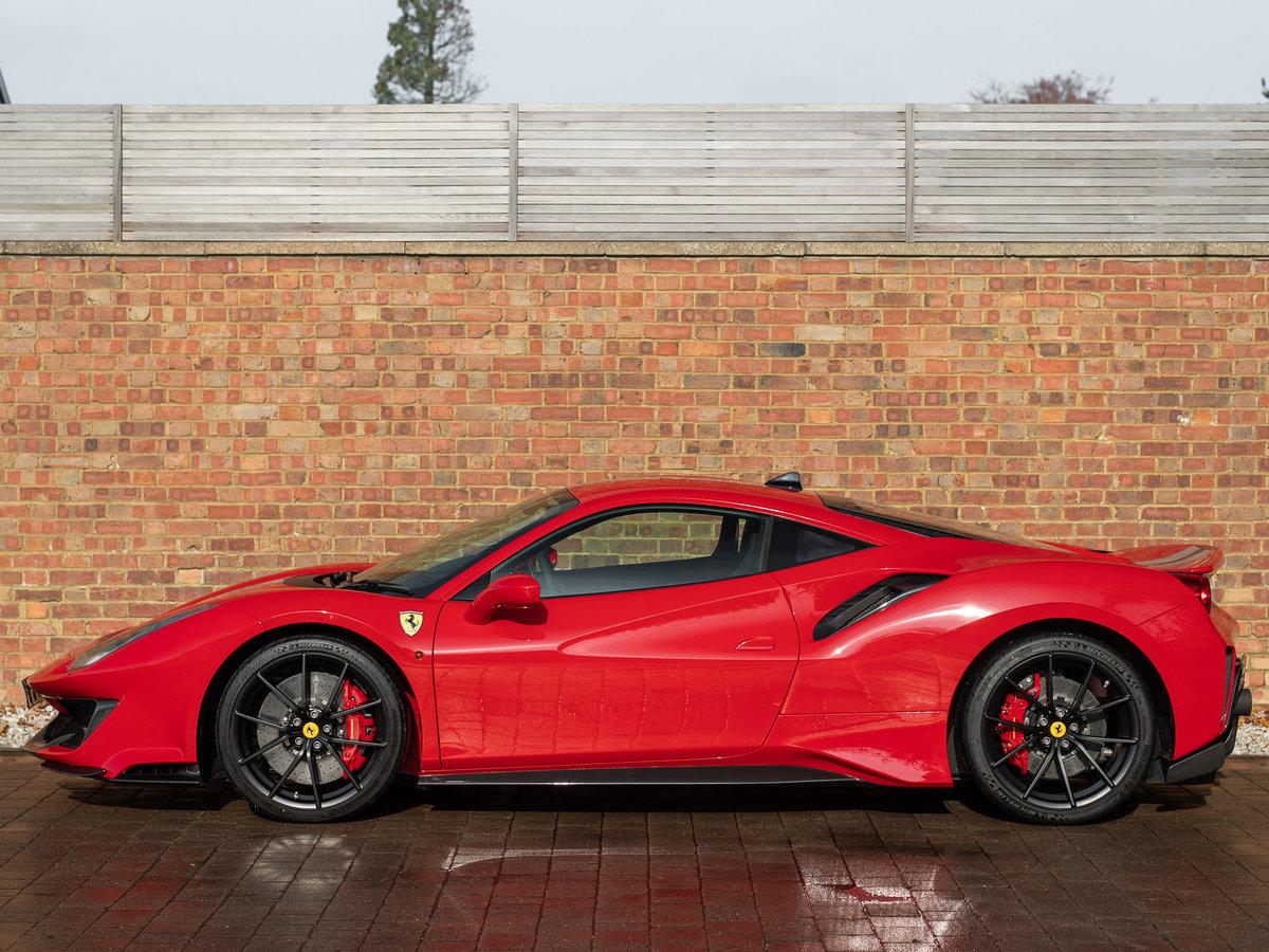 2019 Ferrari 488 Pista - VAT Qualifying SOLD (picture 2 of 6)