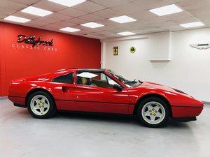 1986 Ferrari 328 GTS (EU Spec) LHD