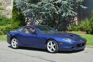 Extremely Rare 2002 Ferrari 575M Maranello #21228