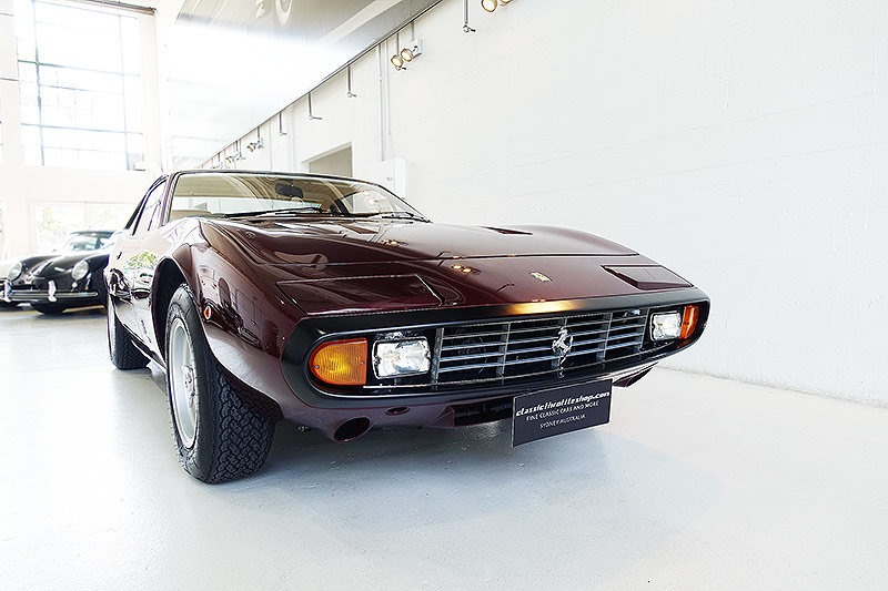1972 stunning restored 365 GTC/4, books, tools, superb For Sale (picture 1 of 6)