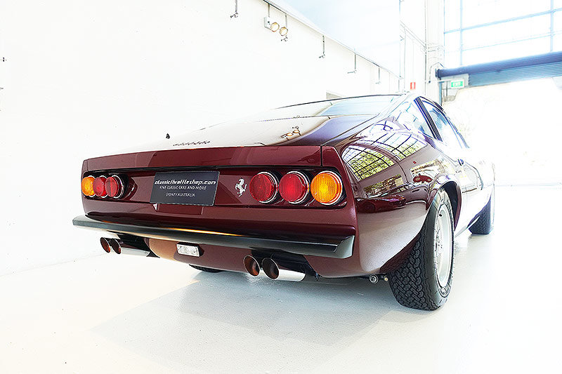 1972 stunning restored 365 GTC/4, books, tools, superb For Sale (picture 2 of 6)