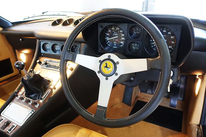 1972 stunning restored 365 GTC/4, books, tools, superb For Sale (picture 6 of 6)