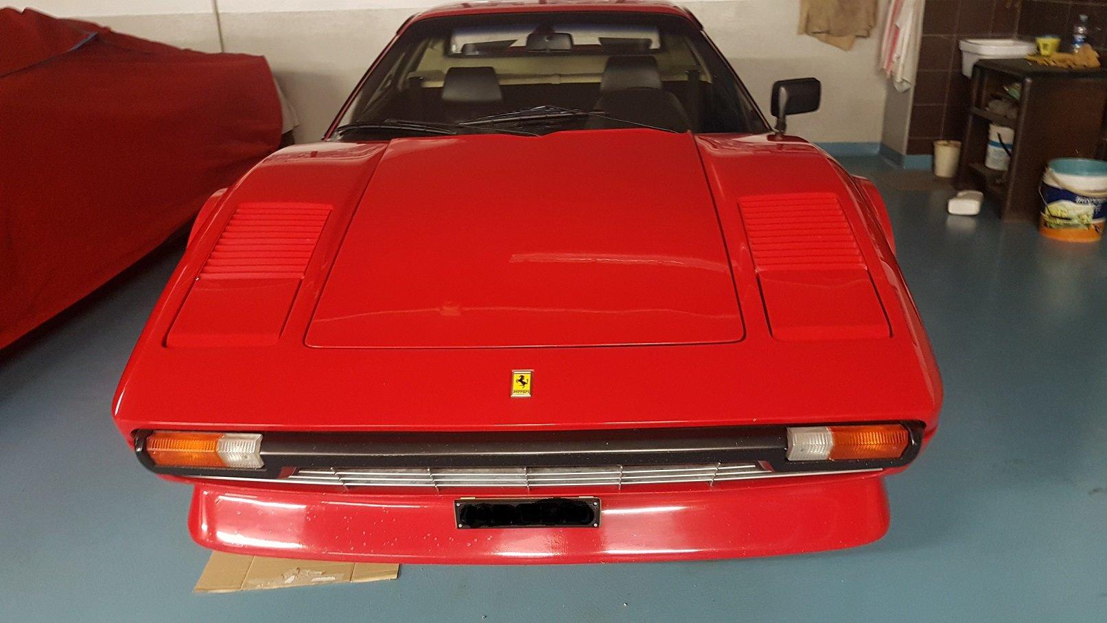 1981 Ferrari 308 GTBi F106AB For Sale (picture 1 of 6)