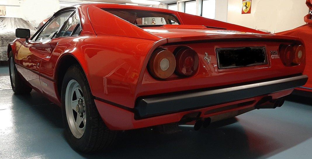 1981 Ferrari 308 GTBi F106AB For Sale (picture 2 of 6)