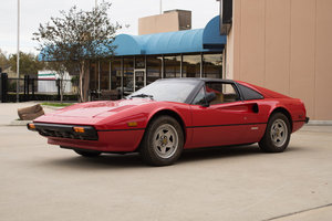 1982 Ferrari 308GTSI  #20849 For Sale