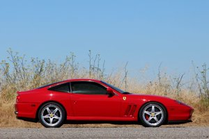 2003 Ferrari 575 Maranello with 6-Speed Manual Gearbox#21649