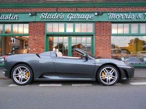 2008 Ferrari F430 Spider F1  For Sale