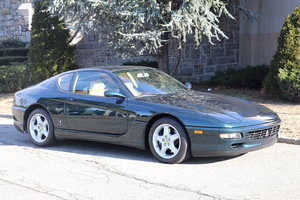 1997 Ferrari 456 GTA #22204 SOLD