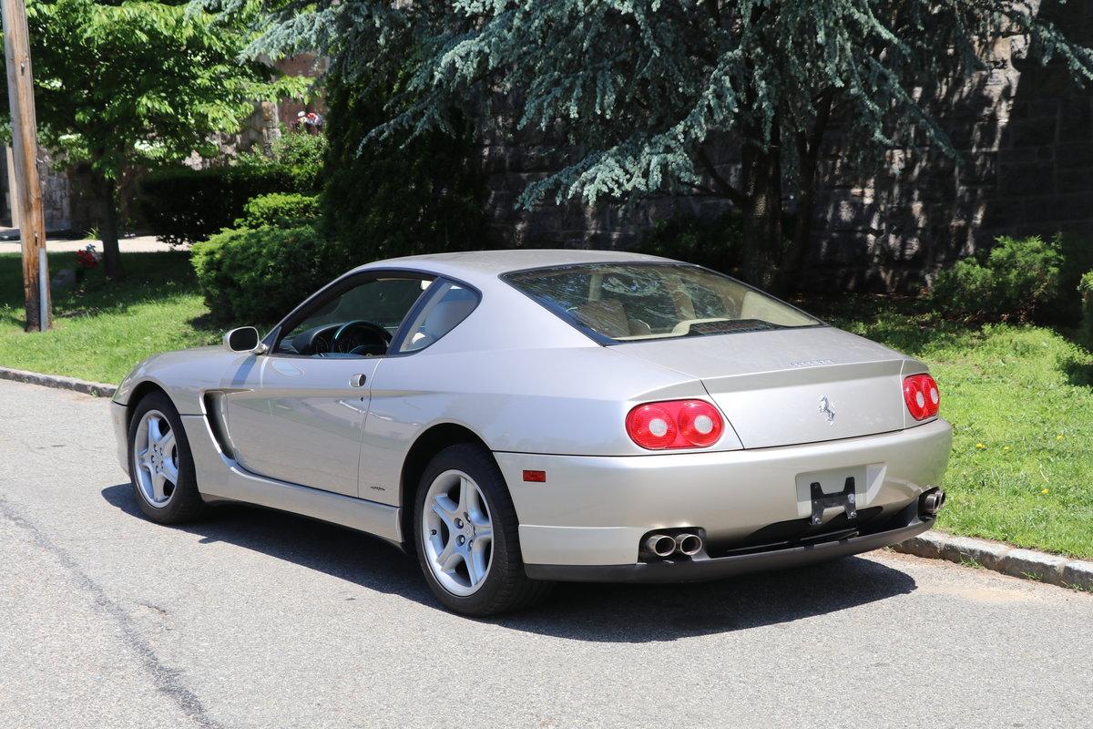 1999 Ferrari 456 GTA #22401 For Sale (picture 4 of 6)