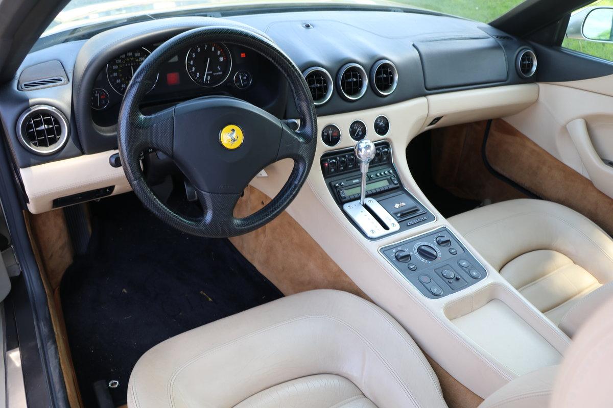 1999 Ferrari 456 GTA #22401 For Sale (picture 5 of 6)