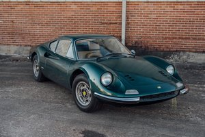 Lost and Found: 1973 Ferrari Dino 246 GT #22784 For Sale