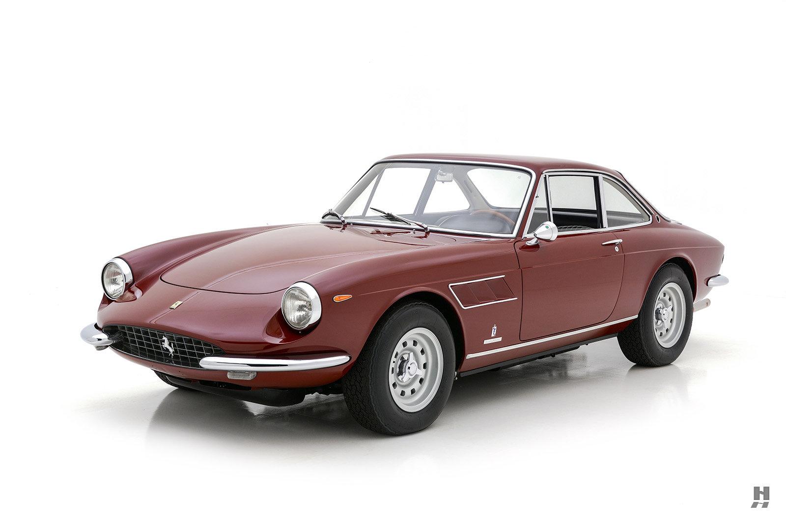 1967 FERRARI 330 GTC For Sale (picture 1 of 6)