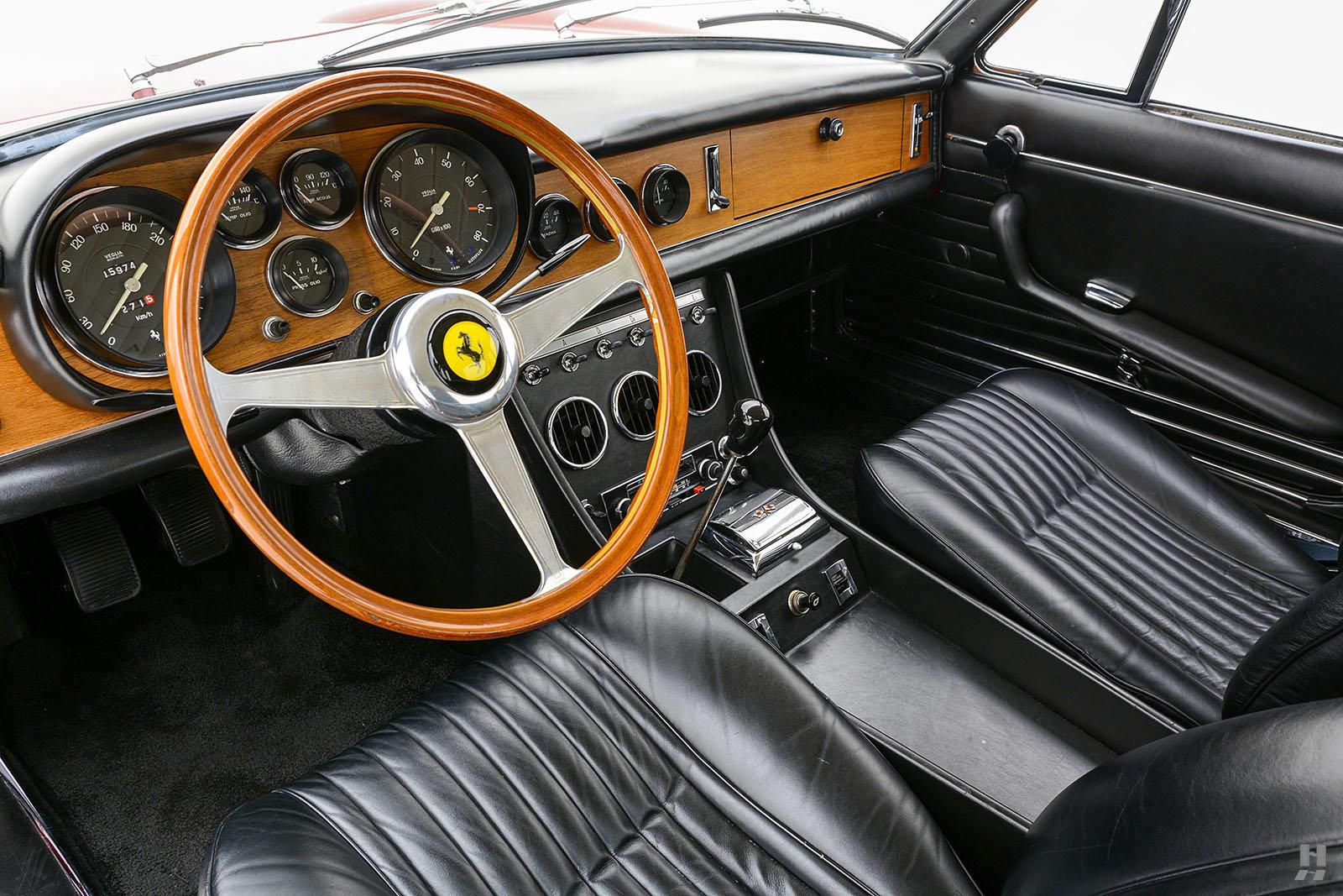 1967 FERRARI 330 GTC For Sale (picture 3 of 6)