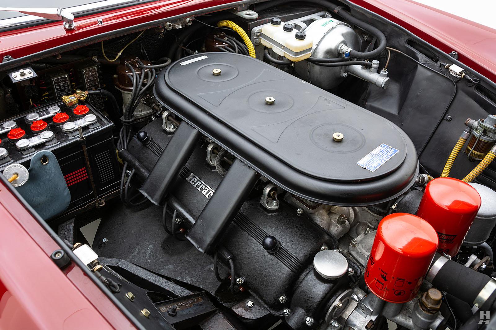 1967 FERRARI 330 GTC For Sale (picture 4 of 6)