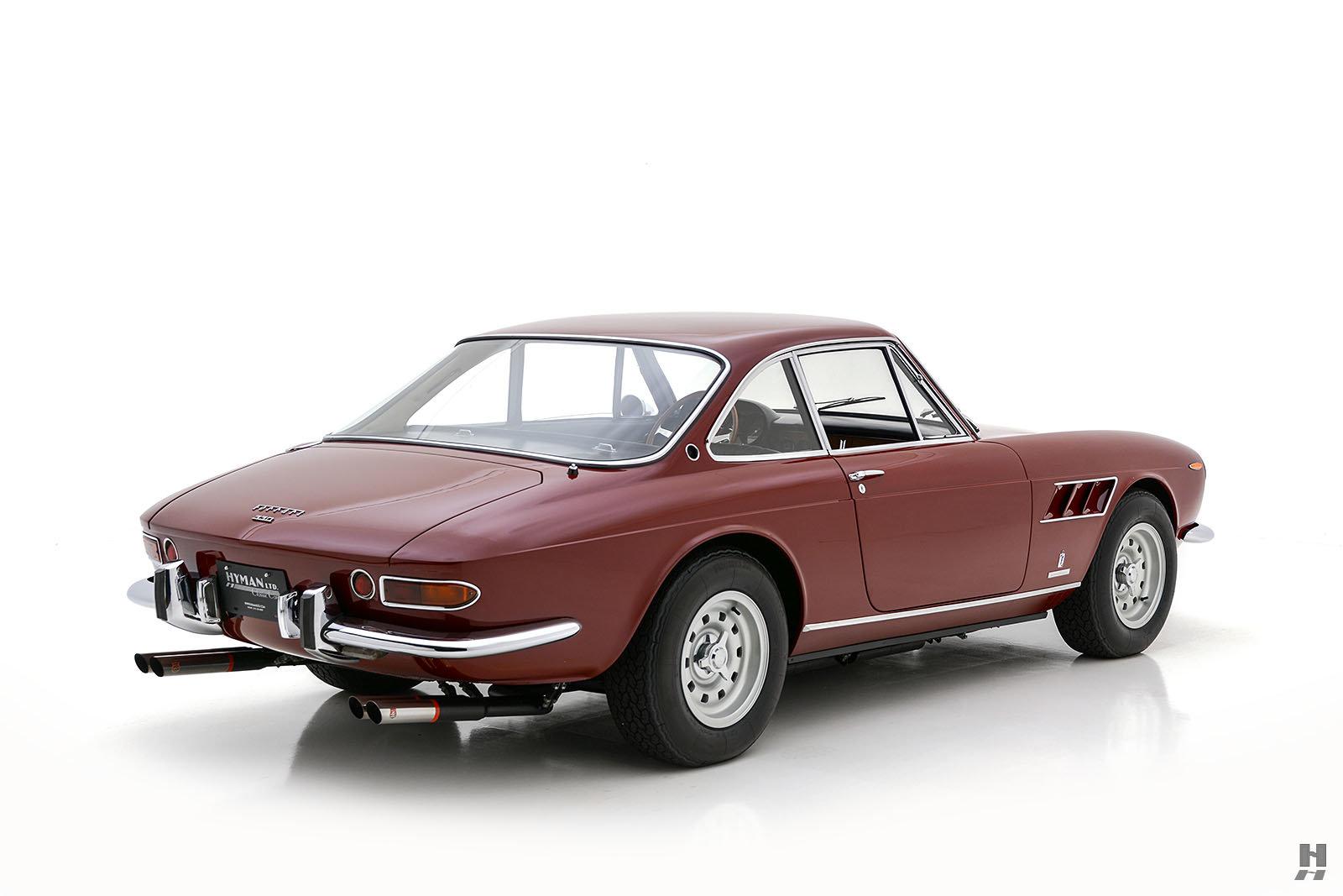 1967 FERRARI 330 GTC For Sale (picture 5 of 6)