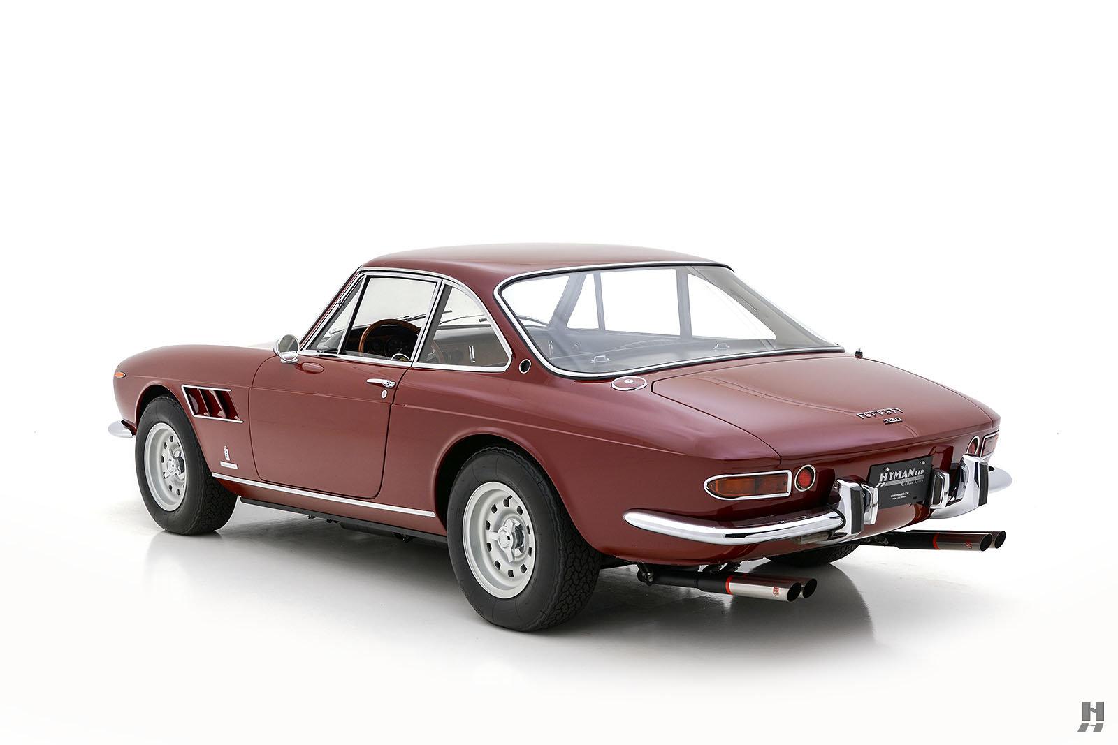 1967 FERRARI 330 GTC For Sale (picture 6 of 6)