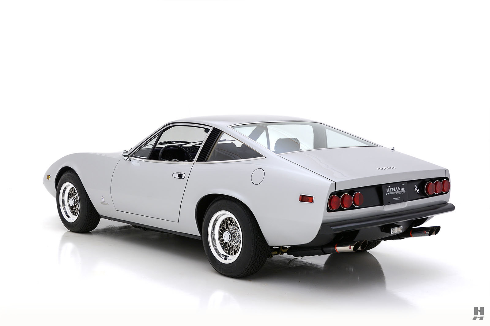 1972 FERRARI 365 GTC/4 COUPE For Sale (picture 6 of 6)