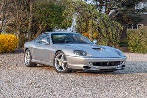 2000 Ferrari 550 Maranello / 43,000 KMs For Sale