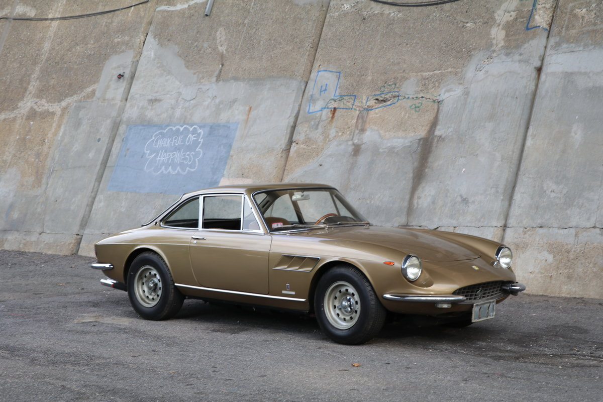 1967 Ferrari 330 GTC Matching Numbers # 22479 For Sale (picture 1 of 5)